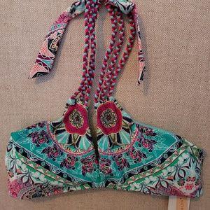 Gibson Latimer Halter Bikini Top